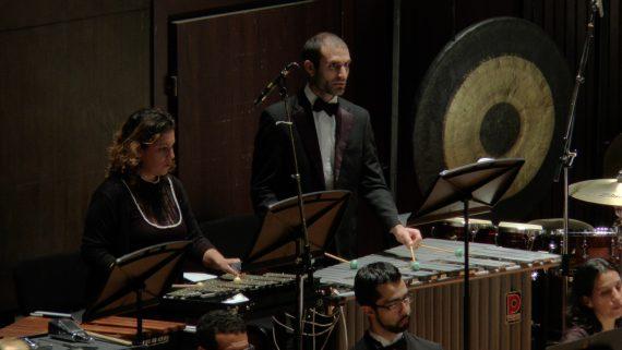 הכנר רועי שילוח והמנצח דויד חימנז ביצירות מאת בטהובן, רוסיני וגולדמרק