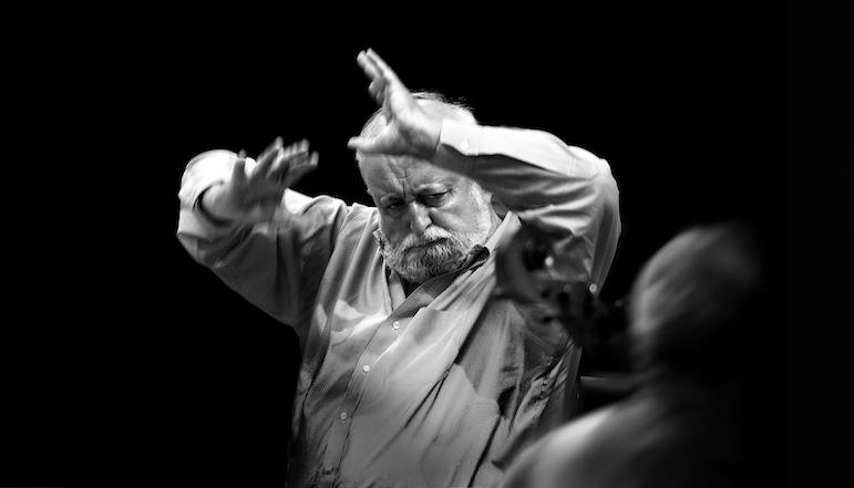 In memory of Krzysztof Penderecki (23.11.33-29.3.20)