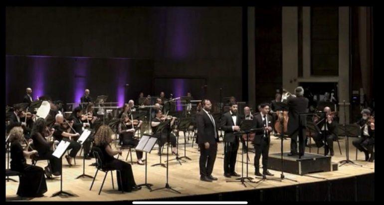׳אבינו מלכנו׳ - קונצרט מיוחד לימים הנוראים, בעמוד הפייסבוק ובערוץ היוטיוב של התזמורת הסימפונית ירושלים