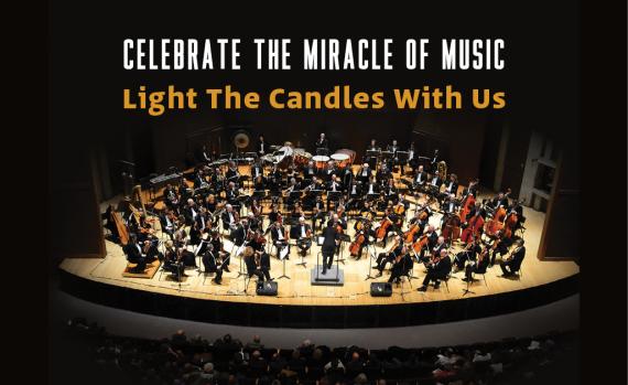 Nes Gadol Haya Po - A Special Concert for Hanukkah!